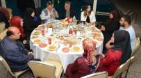 AYKUT PEKMEZ - Jandarma Şehit Aileleri Ve Gazilere İftarda Buluştu