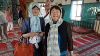 Japon Turistler Kütahya'ya Hayran Kaldı