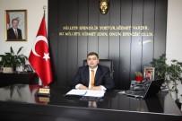 JANDARMA GENEL KOMUTANLIĞI - Kaymakam Kızıltoprak'tan Jandarmaya Kuruluş Kutlaması