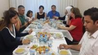 FATIH KıZıLTOPRAK - Kaymakam Kızıltoprak'tan Şehit Ailelerine Ramazan Ziyaretleri