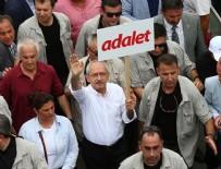 MALTEPE CEZAEVİ - Kılıçdaroğlu günde 18 km yürüyecek