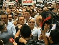 Kılıçdaroğlu'nun korumaları basın mensuplarına saldırdı