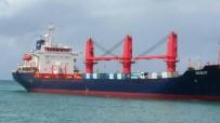 TIBBİ MALZEME - Kızılay'ın 'Umudu Ol' Yardım Gemisi Somali'ye Ulaştı