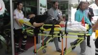 ARBEDE - Kızını Korumaya Çalışan Yaşlı Kadını Bacağından Tüfekle Vurdular