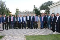 ESNAF VE SANATKARLAR ODALARı BIRLIĞI - Konya SMMMO'da Geleneksel İftar Programı
