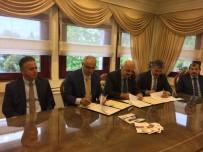 İŞBİRLİĞİ PROTOKOLÜ - KTÜ İle ÇASGEM Arasında İşbirliği Protokolü İmzalandı