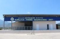 PLAN VE BÜTÇE KOMİSYONU - Kumluca-Finike Mezbahasını Kumluca Belediyesi İşletecek