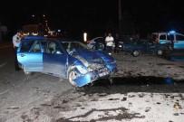 Kütahya'daki Trafik Kazasında Yaralılardan Birisi Öldü