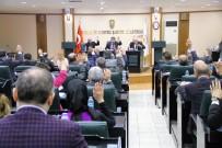 MESUT YILMAZ - Meclisten Şehitlere Vefa