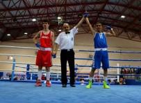 MİLLİ BOKSÖR - Mersinli Boksör 4. Şampiyonluğunu Aldı