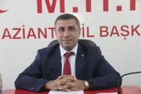 GAZIANTEPSPOR - MHP İl Başkanı Muhittin Taşdoğan, Gaziantep'teki Gıda Fiyatlarını  Değerlendirdi