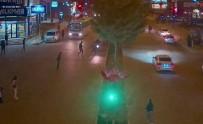 Motosiklet Kazaları Saniye Saniye Kamerada