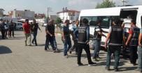 Osmaniye'de FETÖ Operasyonu Açıklaması 17 Gözaltı