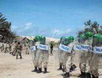 SOMALI - Restoranda rehine krizi