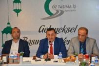 CAİZ - Öz Taşıma-İş Sendikasından Basın Mensuplarına İftar