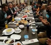 ALI ÖZDEMIR - Özaltun, Gece Mesaisi Yapan Belediye Personeliyle Sahurda Bir Araya Geldi