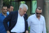 ALİ AY - Bursaspor Başkanı'ndan Hakaret Ve Küfre Suç Duyurusu