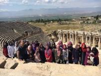 KARAHAYıT - Pamukkale Belediyesi Simavlı Öğrencileri Konuk Etti