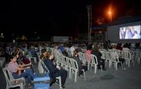 ORGANİK PAZAR - Ramazan gecelerinde nostaljik sinema keyfi