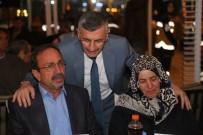 ERDOĞAN BEKTAŞ - Rize Protokolü Şehit Aileleri Ve Gazilerle İftarda Buluştu