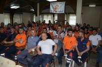 FUTBOL SAHASI - Salih Demir, Filyos Belediye Başkanının İddialarına Cevap Verdi