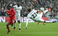 RİCARDO QUARESMA - Şampiyonlar Ligi'nde yılın golü Cenk Tosun'dan