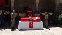 ORHAN KILIÇ - Şehit Asker Son Yolculuğuna Uğurlandı