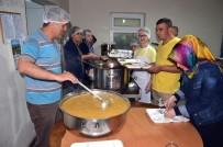 MÜZİK ÖĞRETMENİ - Şehit Aybüke Öğretmen Adına Köyünde İftar Verildi