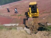 Simav Şehir Stadına Belediye Yardımı