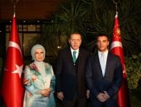 ALİŞAN - Sinan Akçıl, Cumhurbaşkanı Erdoğan'a söz verdi