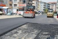 TANDOĞAN - Süleymanpaşa Belediyesi Asfalt Sezonunu Açtı