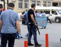 SİLAHLI KAVGA - Sultangazi'de okul bahçesinde çatışma