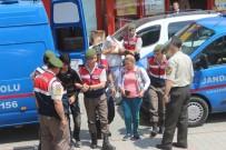KAPAKLı - Tekirdağ'da 5 İlçede Hayvan Hırsızlığı Açıklaması 3 Tutuklama