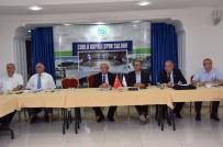 ÇORLU BELEDİYESİ - TESKİ Genel Müdürü Dr. Şafak Başa Açıklaması 'Çorlu İçme Suyu Projesi İhaleye Çıkıyor'