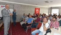 SERVİS ARACI - Trabzon'da Şoförler Eğitiliyor