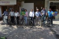 OTOPARK SORUNU - Trafiğin Önüne Geçmek İçin Bisiklet Hareketi Başlatıldı