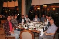 KÖTÜLÜK - TSYD'den Spor Muhabirlerine İftar Yemeği
