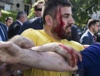 ABDULLAH ÖCALAN - Türkiye'nin Washington Büyükelçiliği önündeki olaylarla ilgili flaş gelişme