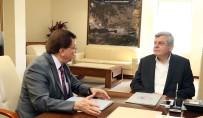 CİNSİYET EŞİTLİĞİ - UCLG-MEWA'dan Başkan Karaosmanoğlu'na Teşekkür