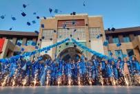 MÜNIR KARALOĞLU - Uluslararası Antalya Üniversitesi İlk Mezunlarını Verdi
