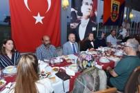 KOMPOZISYON - Vali Çakacak, Jandarmanın İftarında Şehit Aileleri Ve Gazilerle Buluştu