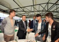 SÜLEYMAN ELBAN - Vali Elban, Huzur Evi Sakinleri Ve Sevgi Evi Çocuklarıyla İftarda Buluştu