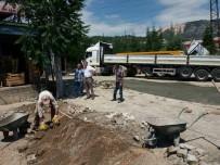 VEZIRHAN - Vezirhan Yeni Sanayi Sitesinde Çalışmalar Devam Ediyor