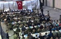 Yedisu'da Asker İle Halk Birlikte İftar Yaptı