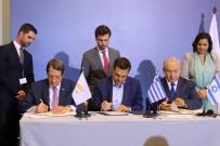 ÜÇLÜ ZİRVE - Yunanistan, İsrail Ve Güney Kıbrıs'tan Üçlü Zirve