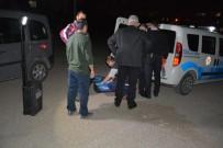 ERTUĞRUL GAZI - Bilecik'te korkunç olay: 8 aylık hamile eşini öldürdü