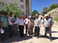 Adilcevaz'da Yol Ve Çevre Düzenleme Çalışmaları