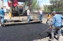 HÜRRİYET MAHALLESİ - Ağrı Belediyesi Asfalt Çalışmalarına Başladı