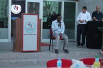 Ağrı Gençlik Merkezinde İftar Programı