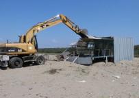 KAYYUM - Akdeniz Sahilini 'Miami' Sahillerine Çeviren Binalar Yıkılıyor